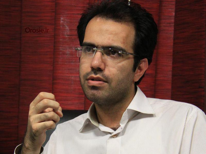 شعرخوانی سجاد رشیدی پور